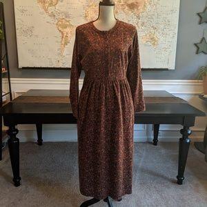 Vintage LL Bean dress size medium